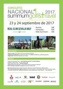 TORNEO SUMMUM GOLF