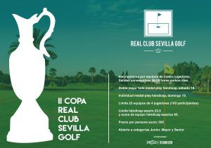 II COPA REAL CLUB SEVILLA GOLF